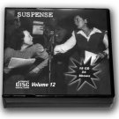 THE SUSPENSE COLLECTION  - Volume 12 OLD TIME RADIO - 18 AUDIO CD - 24 SHOWS