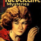 TRUE DETECTIVE MYSTERIES OLD TIME RADIO - CD-ROM - 13 mp3 Total Time: 5:32:03