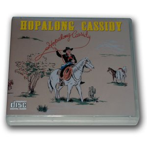 HOPALONG CASSIDY Volume 1 OLD TIME RADIO - 14 AUDIO CD - 26 SHOWS + Audition