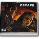 ESCAPE Volume 1 - OLD TIME RADIO - 12 AUDIO CD - 24 Shows - Playtime: 11:43:42