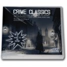 CRIME CLASSICS Volume 1 -  OLD TIME RADIO - 13 AUDIO CD - 26 Shows