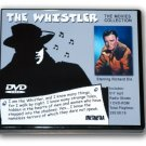 THE WHISTLER - THE FILMS COLLECTION - 4 DVD - 8 MOVIES + A BONUS MP3 DVD ROM