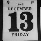 FRIDAY THE 13TH SUPERSTITION-OLD TIME RADIO-1 CD-7 mp3 - Total Playtime: 2:35:45