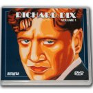 RICHARD DIX FILM COLLECTION Volume 1 - 8 DVD-R - 9 MOVIES