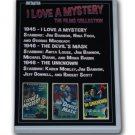 I LOVE A MYSTERY FILMS COLLECTION - 1 DVD-R - 3 MOVIES
