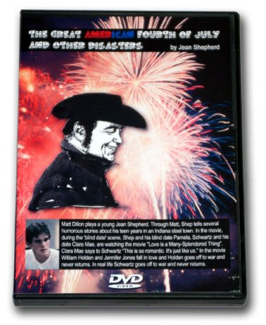 THE GREAT AMERICAN 4TH OF JULY AND OTHER DISASTERS by Jean Shepherd