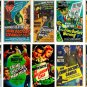 CRIME DOCTOR FILM COLLECTION - 5 DVD - 10 MOVIES - with Warner Baxter