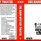 CBS RADIO MYSTERY THEATER Collection 1 - BOX SETS 1 and 2 - 24 Audio CD