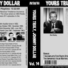 YOURS TRULY, JOHNNY DOLLAR COLLECTION Volume 14 - 55 Radio Shows - 12 Audio CD