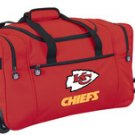 Wheeled NFL Duffle Cooler - Kansas City Chiefs