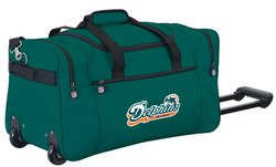 Wheeled NFL Duffle Cooler - Miami Dolphins