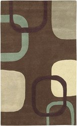 Stella Contemporary Area Rug - 5ft. x 3ft