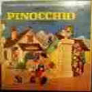 Pinocchio Walt Disney Story & Songs LP