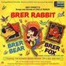 Walt Disney Brer Rabbit LP