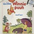 Walt Disney Winnie The Pooh And The Honey Tree LP