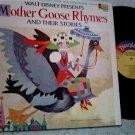 Mother Goose Rhymes Rica Moore LP