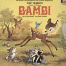 Walt Disney Bambi LP