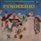 Walt Disney Pinocchio LP