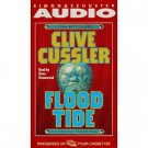 Clive Cussler Flood Tide Audiobook Cassette