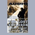 Conrad Anker & David Roberts The Lost Explorer Audiobook Cassette