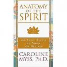 Caroline Myss, Ph.D Anatomy of the Spirit Audiobook Cassette