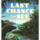 Douglas Adams and Mark Carwardine Last Chance to See Audiobook Cassette