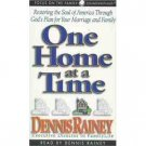 Dennis Rainey One Home at a Time Audiobook Cassette