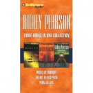 Ridley Pearson Three Books In One Audiobook Cassette