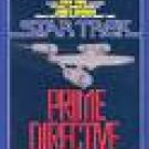 Star Trek Prime Directive Garfield and Judith Reeves-Stevens       Audiobook Cassette