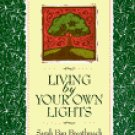 Sarah Ban Breathnach Simple Abundance Living by Your Own Lights Audiobook Cassette
