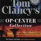 Tom Clancy  Tom Clancy's Op Center Collection  Audiobook Cassette