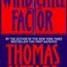 Thomas Gifford The Wind Chill Factor Audiobook Cassette
