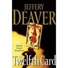 Jeffery Deaver The Twelfth Card Audiobook CD