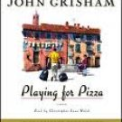John Grisham Playing For Pizza Audiobook CD