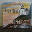 Nora Roberts Homeport Audiobook CD