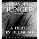Sebastian Junger A Death In Belmont Audiobook CD