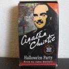 Agatha Christie Halloween Party Audio Cassette Book