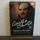 Agatha Christie Murder In The Mews Audiobook Cassette