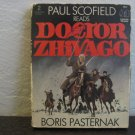 Boris Pasternak Doctor Zhivago Audiobook Cassette