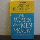 Barbara DeAngelis, Ph.D. Audiobook Cassette