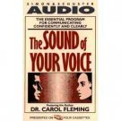 Carol Fleming The Sound of Your Voice Audiobook Cassette