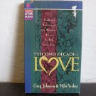 Greg Johnson & Mike Yorkey The Second Decade of Love Audiobook Cassette