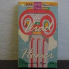 Homer The Iliad Performed by Roger Rus Audiobook Cassette