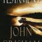 John Grisham The Testament Audiobook Cassette