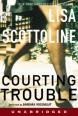 Lisa Scottoline Courting Trouble Audiobook Cassette