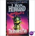 L. Ron Hubbard The Invaders Plan Audiobook Cassette