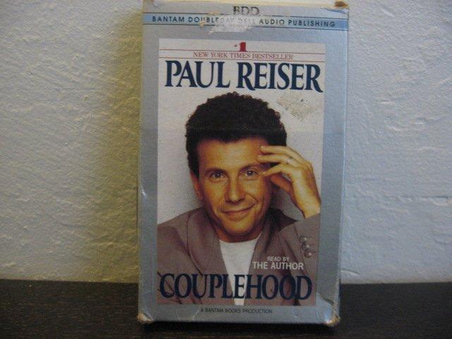 Paul Reiser Couplehood Audiobook Cassette