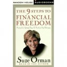 Suzie Orman The 9 Steps To Financial Freedom Audiobook Cassette