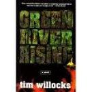 Tim Willocks Green River Rising Audiobook Cassette