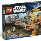 7962 Anakin Skywalker and Sebulba's Podracers - LEGO Star Wars